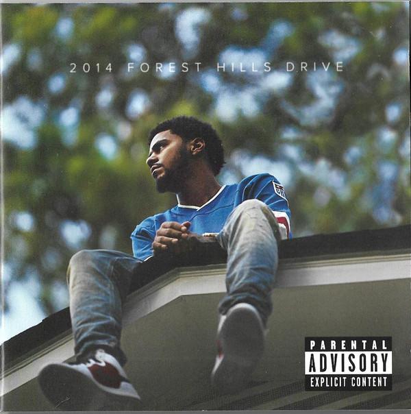 J. Cole - 2014 Forest Hills Drive - vinyl record