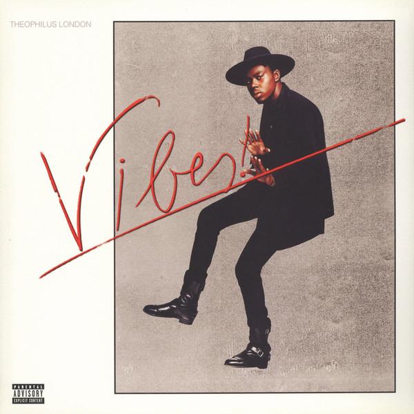 Theophilus London - Vibes - vinyl record