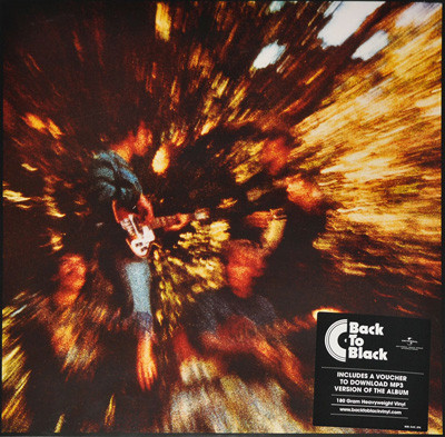 Creedence Clearwater Revival - Bayou Country - vinyl record