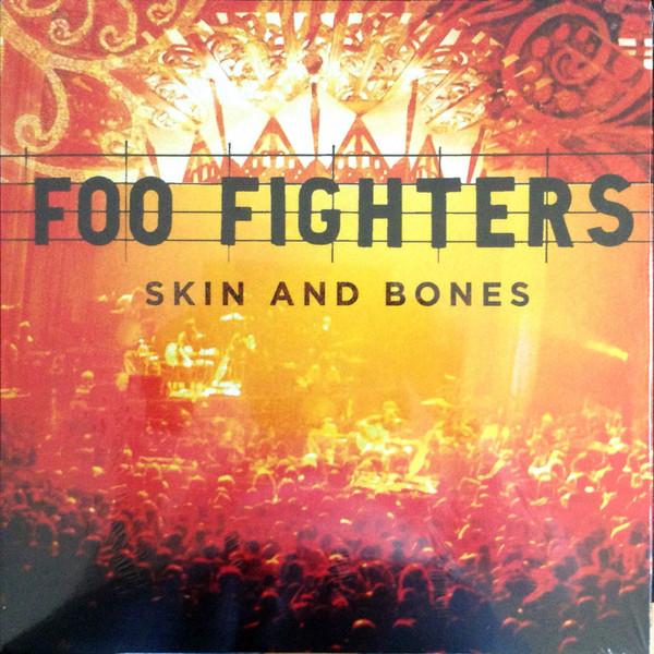 Foo Fighters - Skin And Bones - vinyl record