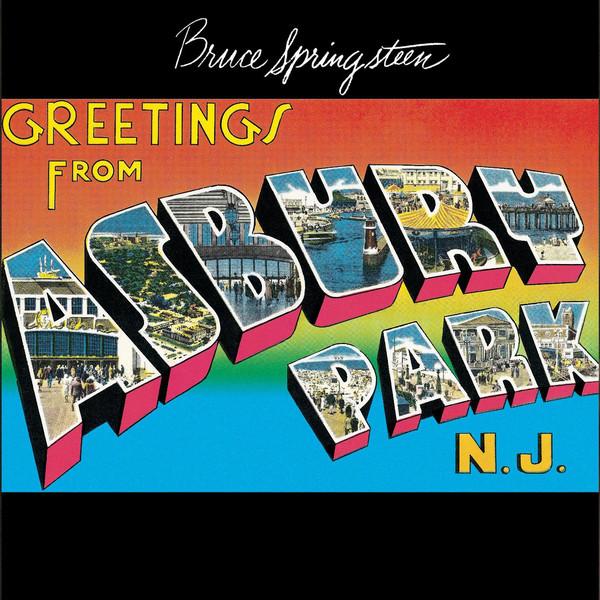 Bruce Springsteen - Greetings From Asbury Park, N.J. - vinyl record