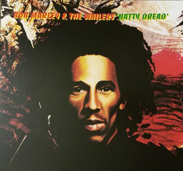 Bob Marley & The Wailers - Natty Dread - vinyl record