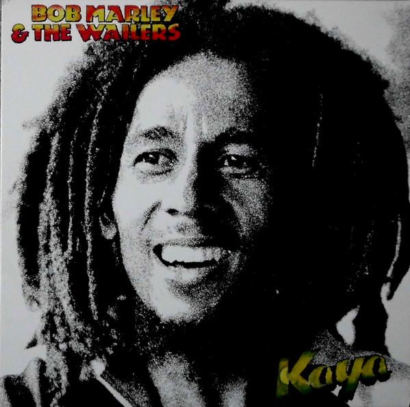 Bob Marley & The Wailers - Kaya - vinyl record