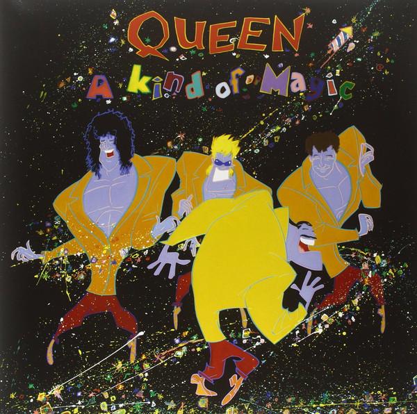 Queen - A Kind Of Magic - vinyl record
