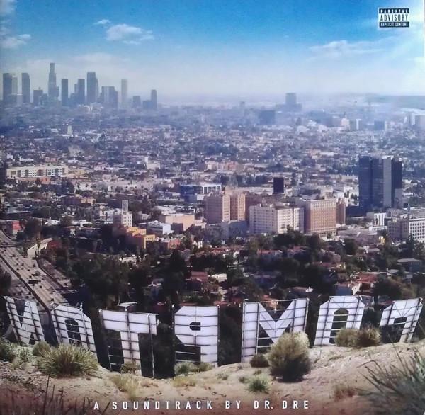 Dr. Dre - Compton (A Soundtrack By Dr. Dre) - vinyl record