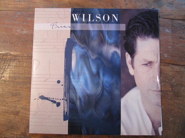 Brian Wilson - Brian Wilson - vinyl record