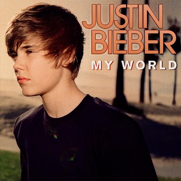 Justin Bieber - My World - vinyl record