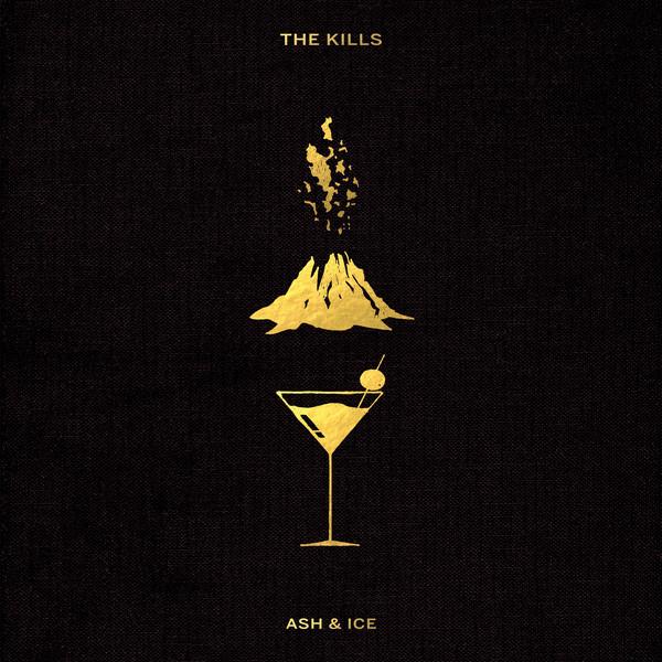 The Kills - Ash & Ice - vinyl record