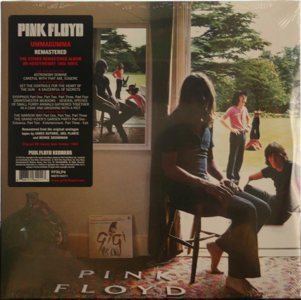 Pink Floyd - Ummagumma - vinyl record