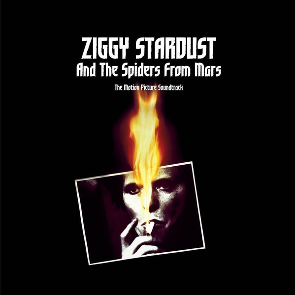 David Bowie - Ziggy Stardust - The Motion Picture - vinyl record