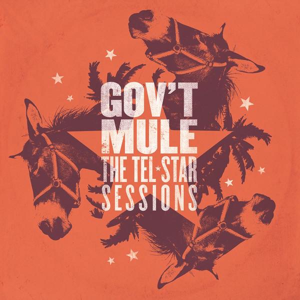 Gov't Mule - The Tel★Star Sessions - vinyl record