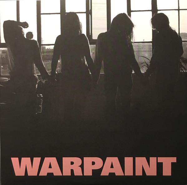 Warpaint - Heads Up - vinyl record