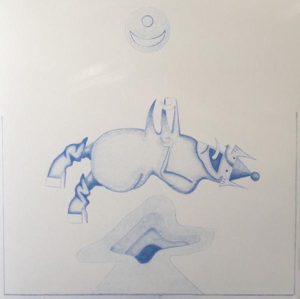 Devendra Banhart - Ape In Pink Marble - vinyl record