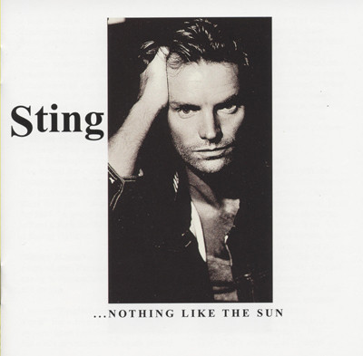 Sting - ...Nothing Like The Sun - vinyl record