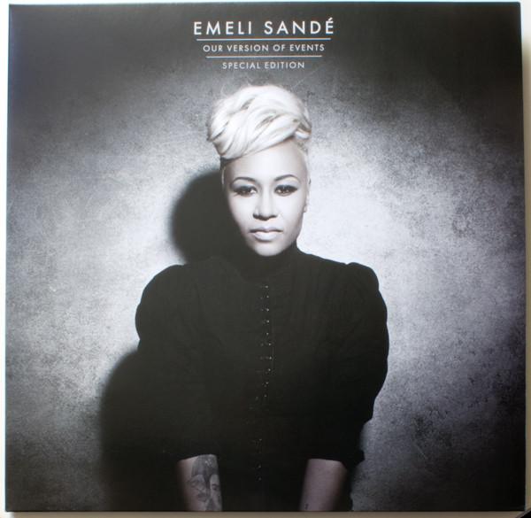 Emeli Sandé - Our Version Of Events - vinyl record