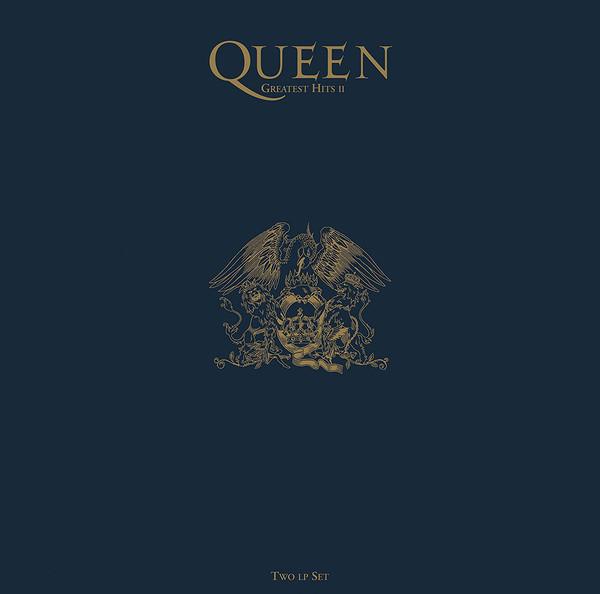 Queen - Greatest Hits II - vinyl record