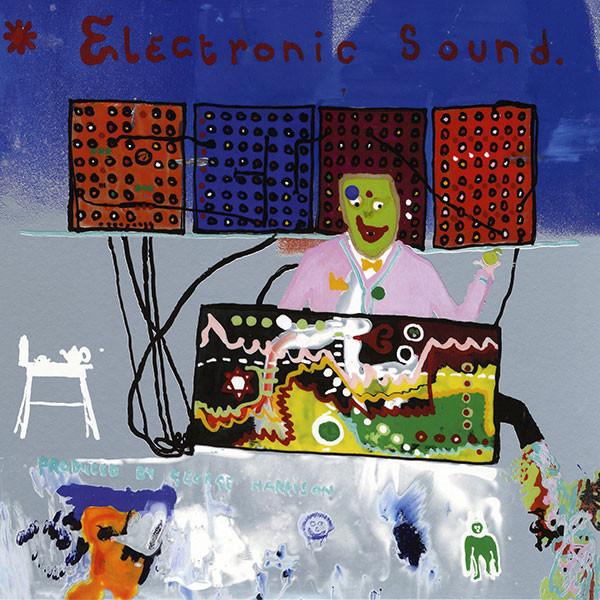 George Harrison - Electronic Sound - vinyl record