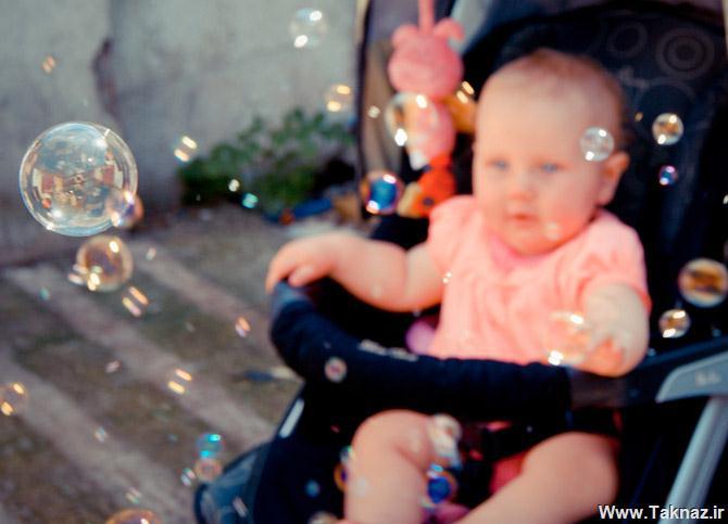 عکس و تصاویر حباب های زیبا | www.jazzaab.ir