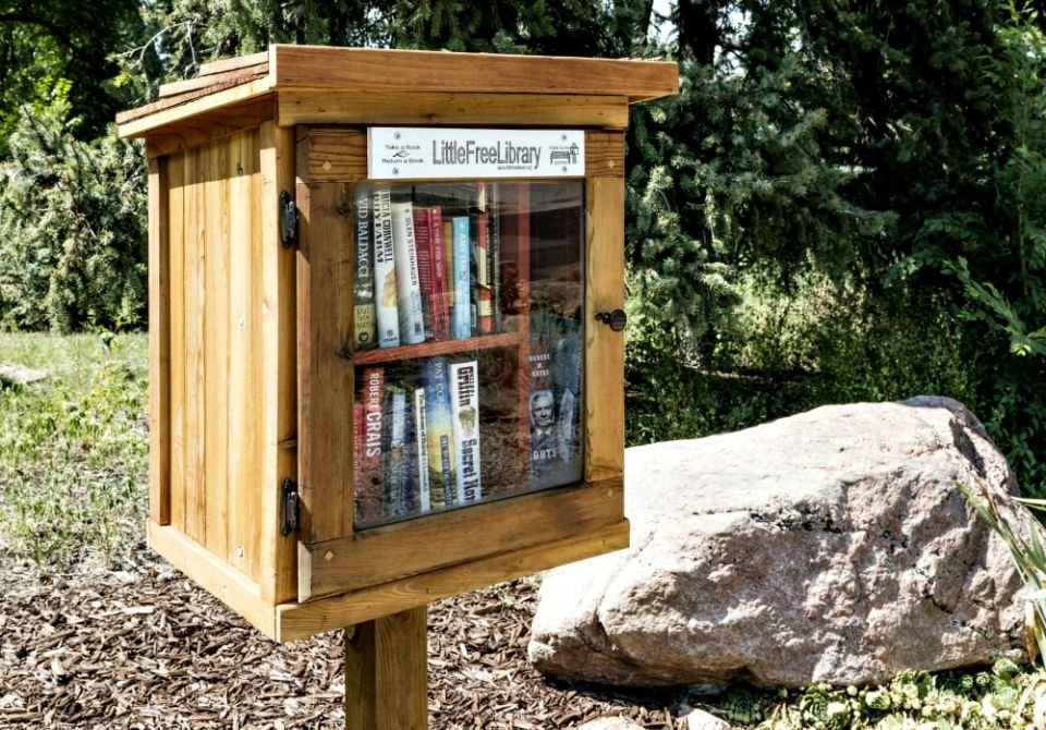 Investors Flock to Little Free Libraries