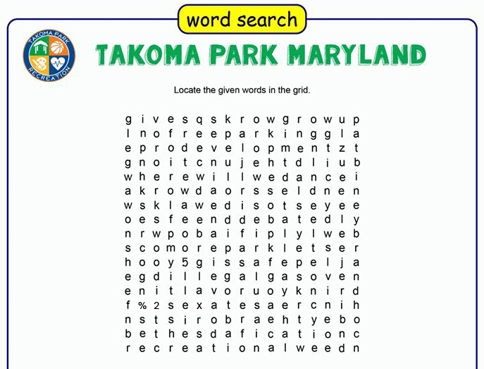Residents Shocked to Find Subliminal Messages in City's Word Search Puzzle
