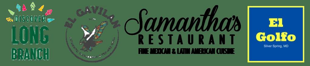 Discover Long Branch, El Gavilan, Samantha's Restaurante, El Golfo