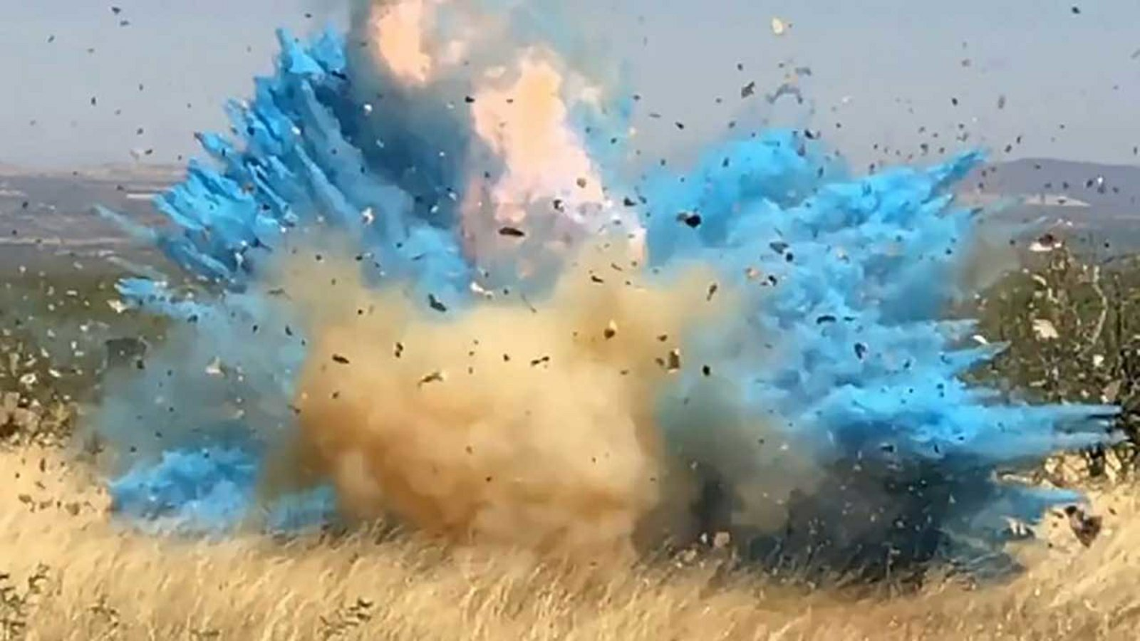 Target Unveils New Line of Fire Resistant Gender Reveal Party Supplies