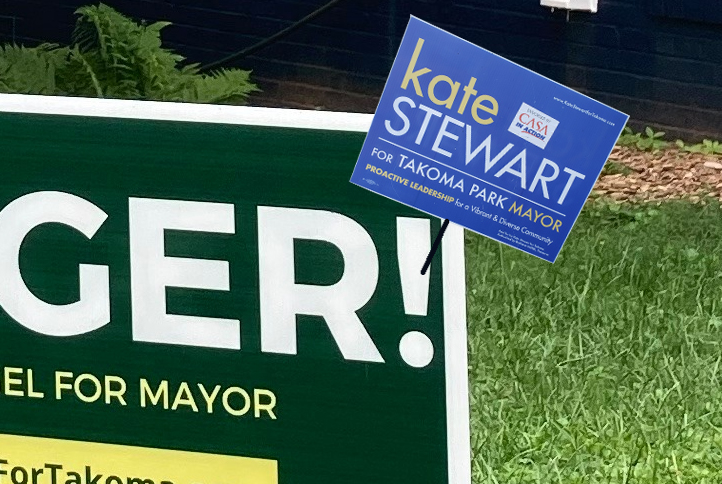 Exclamation Point Endorses Kate Stewart for Mayor
