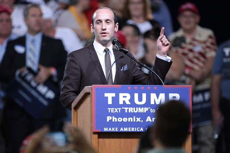 Stephen Miller Promises God He'll Be Less Evil If He Survives COVID-19