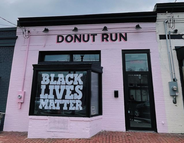 New Vegan Doughnut Shop Helps White People of Takoma Park Find Courage to Cross Into DC Side