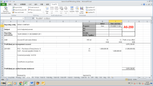 Excel TB