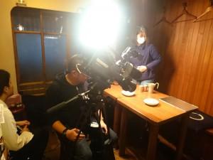テレビ大阪「ニュースリアル」さんが、商品の撮影をされています