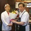 40年以上に渡る山﨑さんの たこ梅人生のラストデイ!