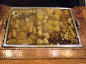 たこ梅 本店の関東煮(かんとだき/おでん)の鍋