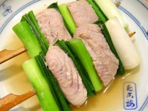 ねぎまの関東煮(かんとだき/おでん)