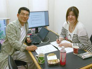 中井さんの希望で行動探求のミニセミナーやってます