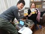 たこ梅 北店 髙羽さん、分店 北川さんのNVCオンライン基礎講座がスタート!