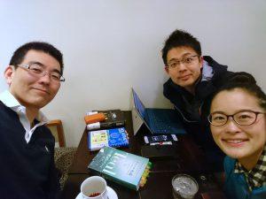 Natural Organizations Labの吉原史郎さん、吉原優子さんにホラクラシーの話をうかがっています