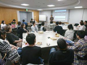 松野恵介先生の「POPで楽しく価値を伝える研修♪2018」が始まりました!