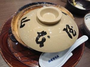 山本屋本店さんで味噌煮込みうどんをいただきます