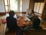 2月の野菜部@山添村 後編 ~「何かありますか?」から始まる会議?ミーティング?面談?~