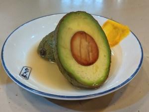 「アボカド」の関東煮(かんとだき/おでん)