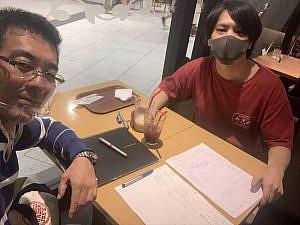 東店 谷口さんと行動探求(Action Inquiry)