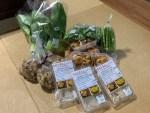 緊急速報!山添村の野菜、茸、手打ちうどんがお店に登場です!