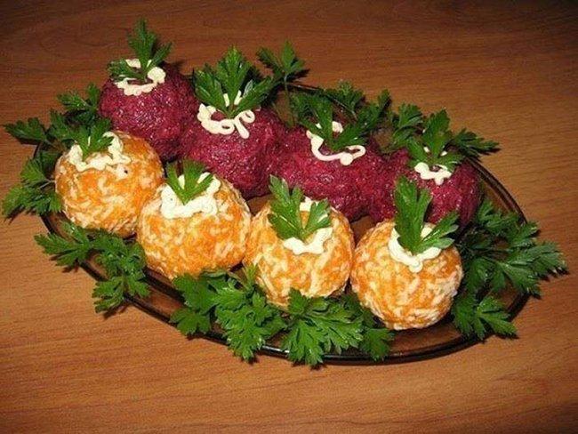 овощные бомбочки