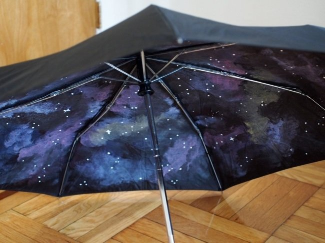 рисунок на зонтике