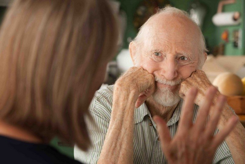 деменция старческая