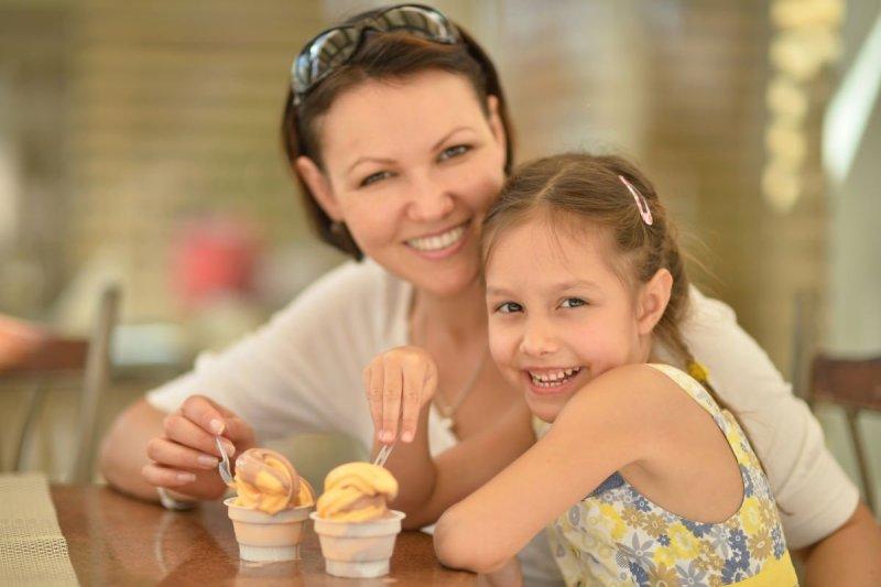 Почему доктор Комаровский разрешает детям мороженое