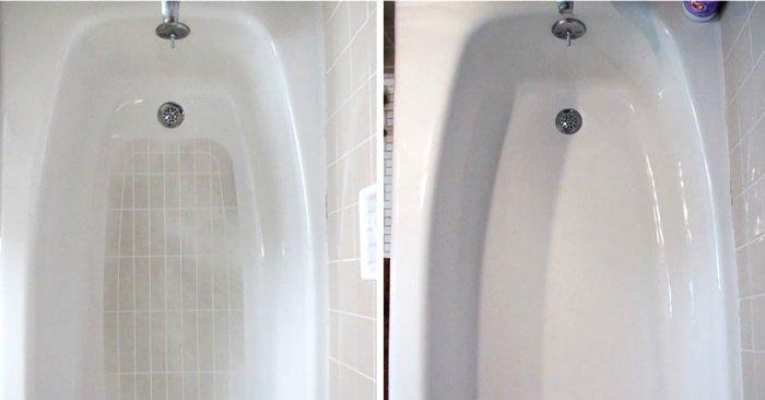средства для уборки ванной комнаты