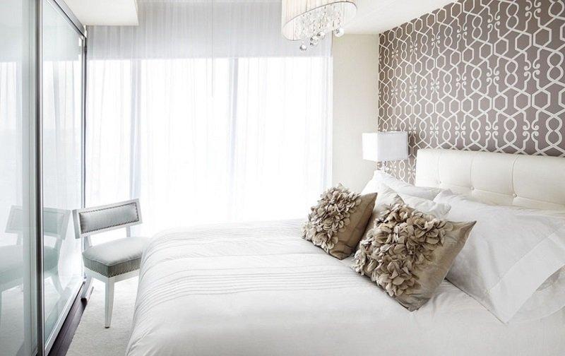 дизайн небольшой спальни в квартире фото 1
