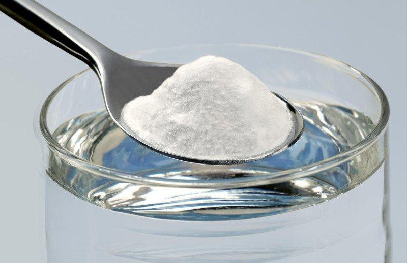 применение соды в лечебных целях
